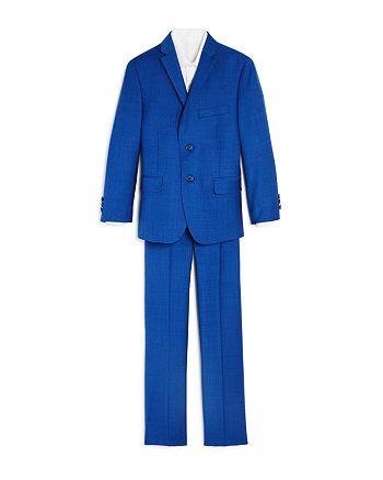 Tallia - Boys' Sharkskin Suit - Big Kid