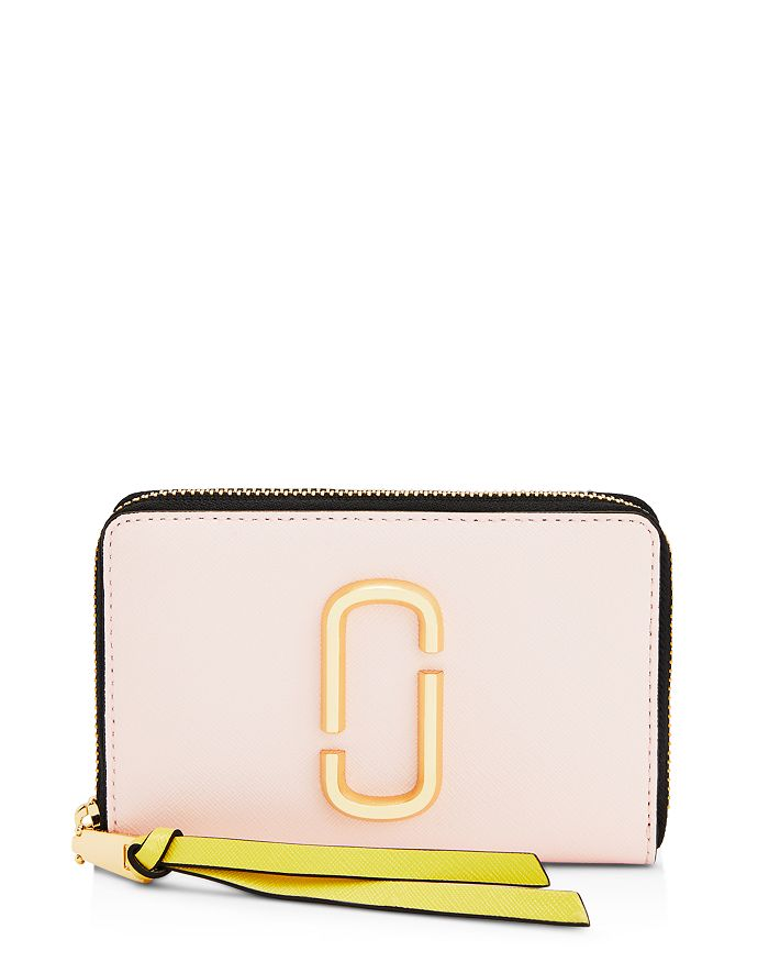 MARC JACOBS - Snapshot Standard Small Leather Wallet