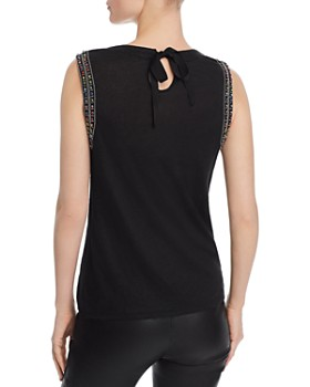 Generation Love - Lucy Embellished Top