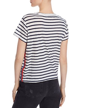 Sundry - Vintage Striped Tee