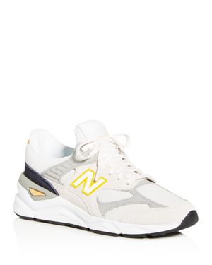 NEW BALANCE | New Balance Women's X90 Re-Constructed Low-Top Sneakers | Goxip