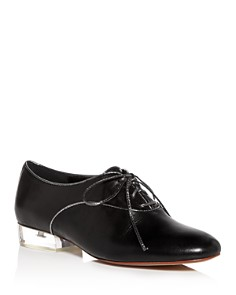 MARC JACOBS - Women's Plain-Toe Oxfords