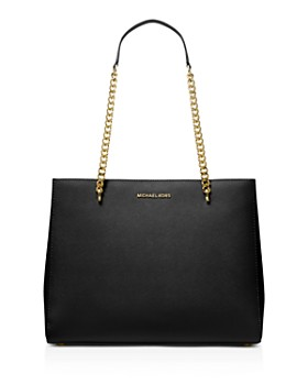a2134a7b4 MICHAEL Michael Kors - Ellis Large Leather Tote ...