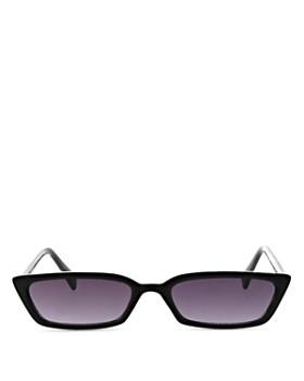 a9e5e2880f8 Slim Luxury Sunglasses  Women s Designer Sunglasses - Bloomingdale s