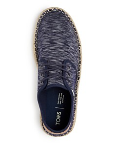 TOMS - Men's Diego Lace-Up Espadrilles