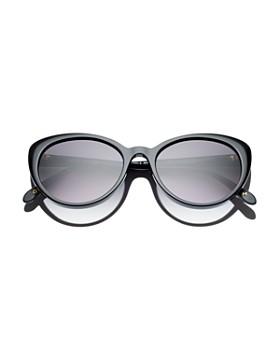 569ce93fe6 Dick Moby - Women s Zagreb Cat Eye Sunglasses