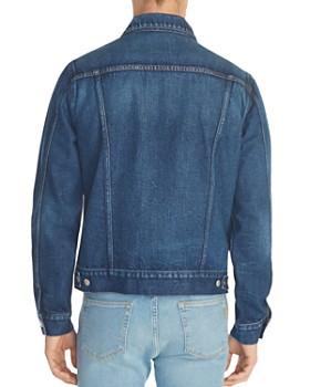 Sandro - America Washed Denim Jacket