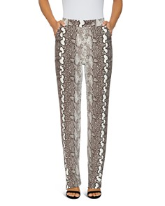 Lyssé - Leia Snake-Print Pants