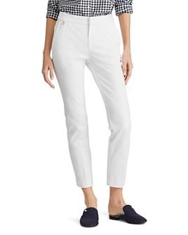 Ralph Lauren - Cropped Skinny Pants