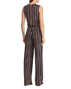 Ralph Lauren - Striped Wide-Leg Jumpsuit