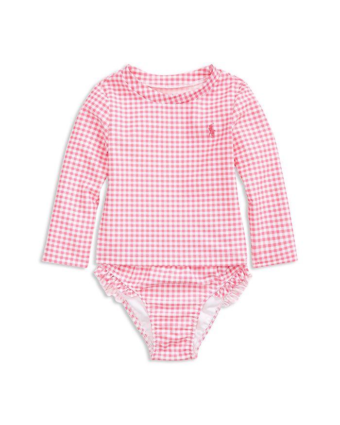Ralph Lauren - Girls' Gingham Two-Piece Swimsuit - Baby
