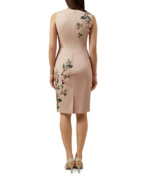 HOBBS LONDON - Fiona Floral Sheath Dress