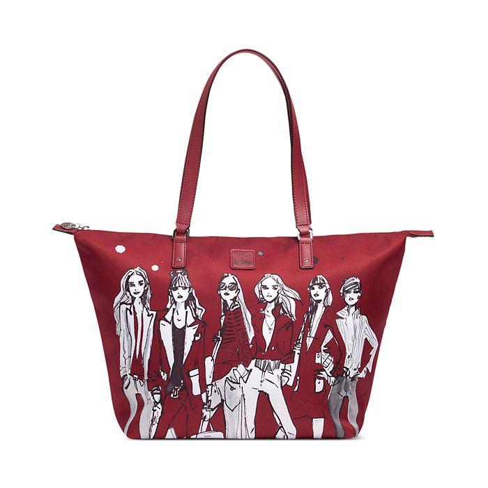 Lipault - Paris - x Izak Zenou Tote Bag, Medium