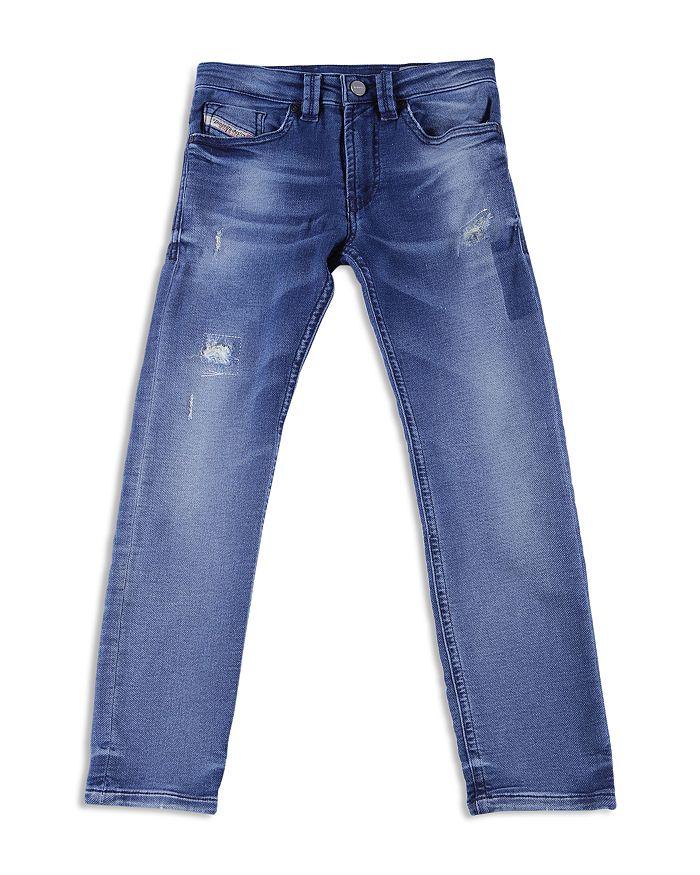 affd7a49 Diesel Boys' Thommer Slim Fit Jeans - Big Kid   Bloomingdale's