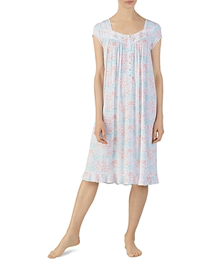 Eileen West Tops CAP SLEEVE WALTZ NIGHTGOWN