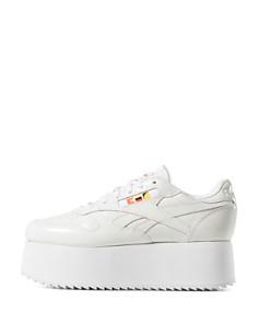 Reebok - x Gigi Hadid Women's Classic Leather Triple Platform Sneakers