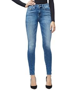 Good American - Good Legs Skinny Jeans in Blue107