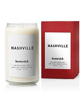 Homesick - Nashville Candle
