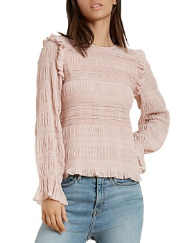 eae9ff734b Women's Designer Tops, Shirts & Blouses on Sale - Bloomingdale's
