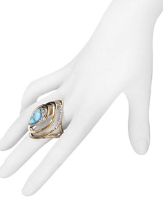 Alexis Bittar - Spiral Cocktail Ring
