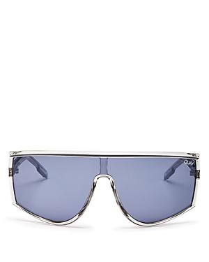 Quay Sunglasses WOMEN'S COSMIC SHIELD SUNGLASSES, 148MM