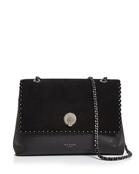 63891ed04d82 Ted Baker - Soraya Studded Convertible Shoulder Bag ...