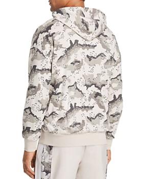 PUMA - Wild Pack Leopard Camouflage-Print Hooded Sweatshirt