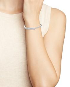 Nadri - Ripple Open Cuff Bracelet