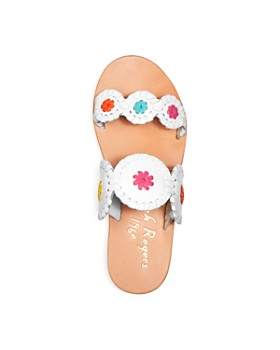 Jack Rogers - Girls' Miss Lauren Sandals - Little Kid, Big Kid