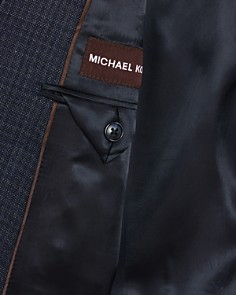 Michael Kors - Boys' Gridlock-Tweed Sport Coat - Big Kid