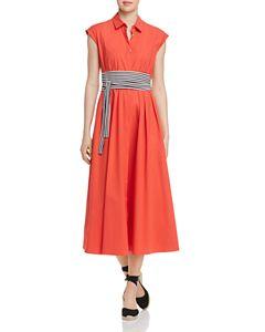 847c2634cf Equipment Nauman Linen Maxi Dress