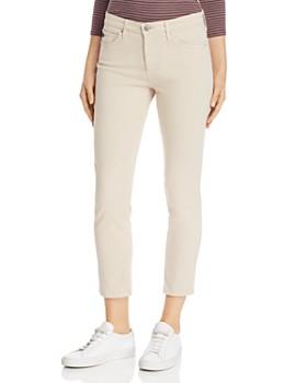 16bebda3ad465 AG - Crop Skinny Jeans in Mineral Veil ...