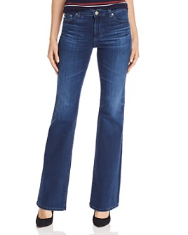 AG - Angel Bootcut Jeans in 5 Years Blue Essence