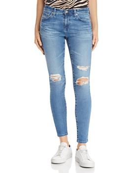 AG - Legging Jeans in 16 Years Serenity Revamped - 100% Exclusive