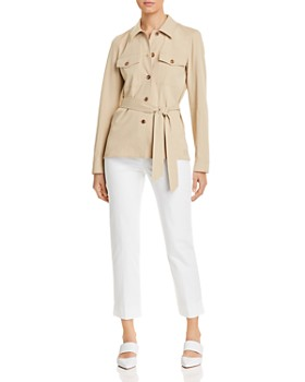Lafayette 148 New York - John Belted Safari Jacket