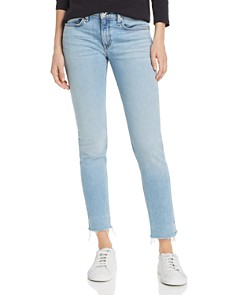 rag & bone/JEAN - The Dre Ankle Skinny Jeans in Albion