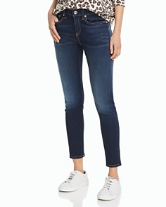 rag & bone/JEAN - Ankle Skinny Jeans in Carmen