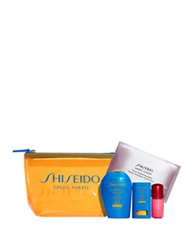 Shiseido - Protect & Play: The Active Sunscreen Gift Set ($96 value) ...