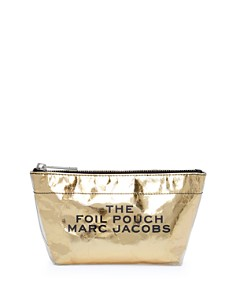 MARC JACOBS - Trapeze Large Foil Cosmetic Case