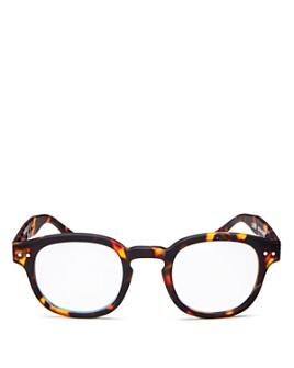 IZIPIZI - Collection C Square Blue Light Glasses, 45mm