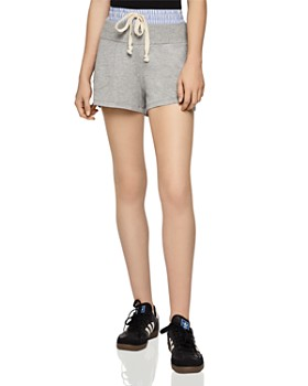 61078f532371 BCBGENERATION - Striped-Waist Shorts ...