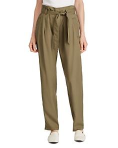 Ralph Lauren - Paperbag-Waist Pants