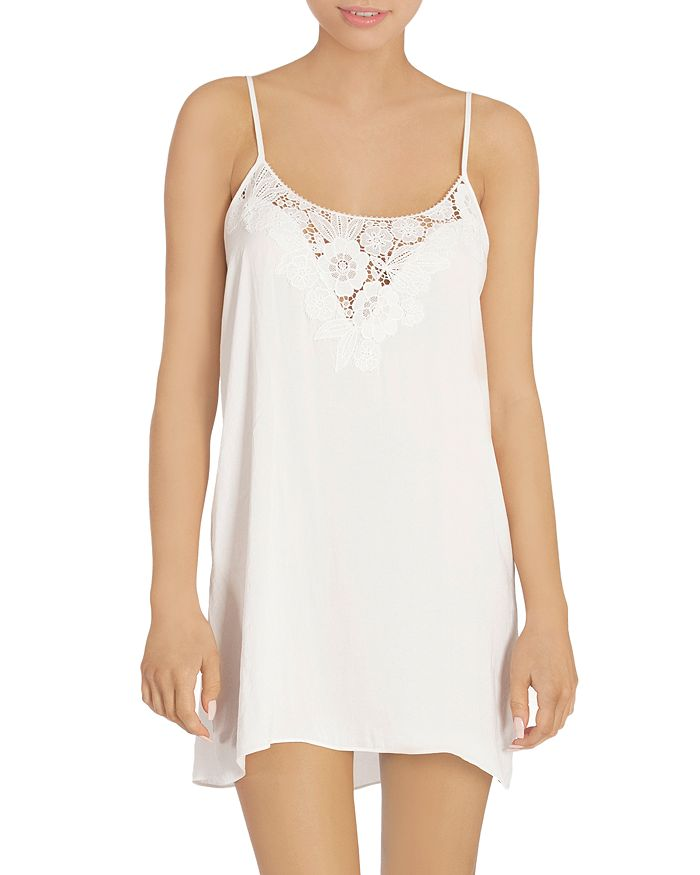 In Bloom by Jonquil - Washed Satin Chemise