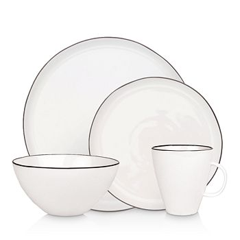 canvas home - Abbesses 4-Piece Place Setting