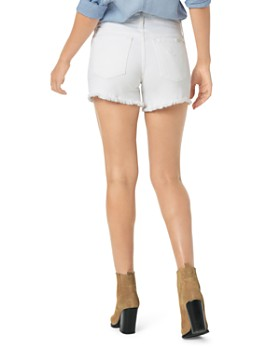 Joe's Jeans - The Ozzie 4 Cutoff Denim Shorts in Carol