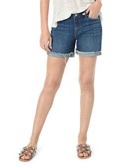 Joe's Jeans - The 5 Denim Bermuda Shorts in Shira