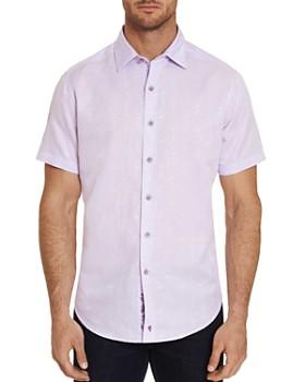 Robert Graham - Skull Classic Fit Short-Sleeve Shirt