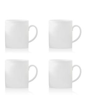 Wedgwood - Perfect White Mug 15 oz., Set of 4