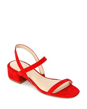 Kenneth Cole Women\\\'s Maisie Slingback Block-Heel Sandals