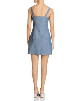 Vero Moda - Samantha Organic Cotton Chambray Dress